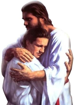 dios es amor. Es el mismo Dios del amor