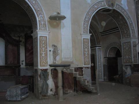 Obras iglesia Abla
